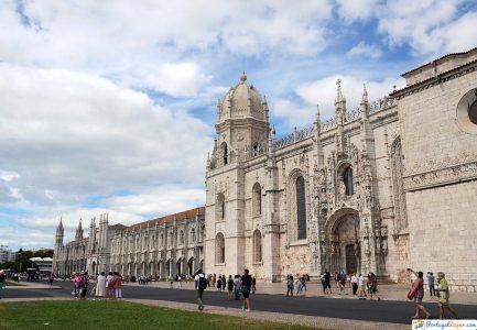 Monasterio de los Jerónimos- portugal